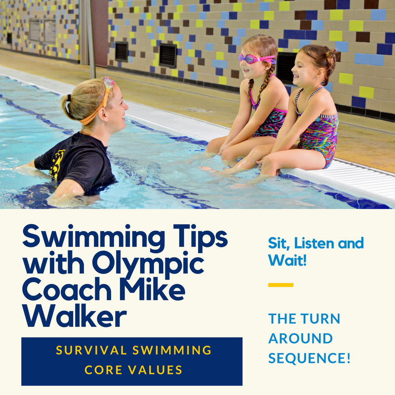 Swimming Tips with Olympic Coach Mike Walker